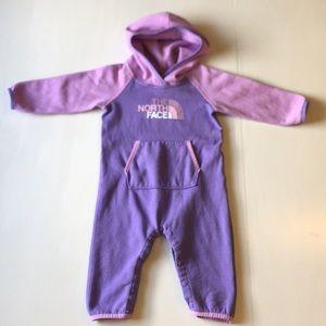 TNF Baby Girl 6-12mo